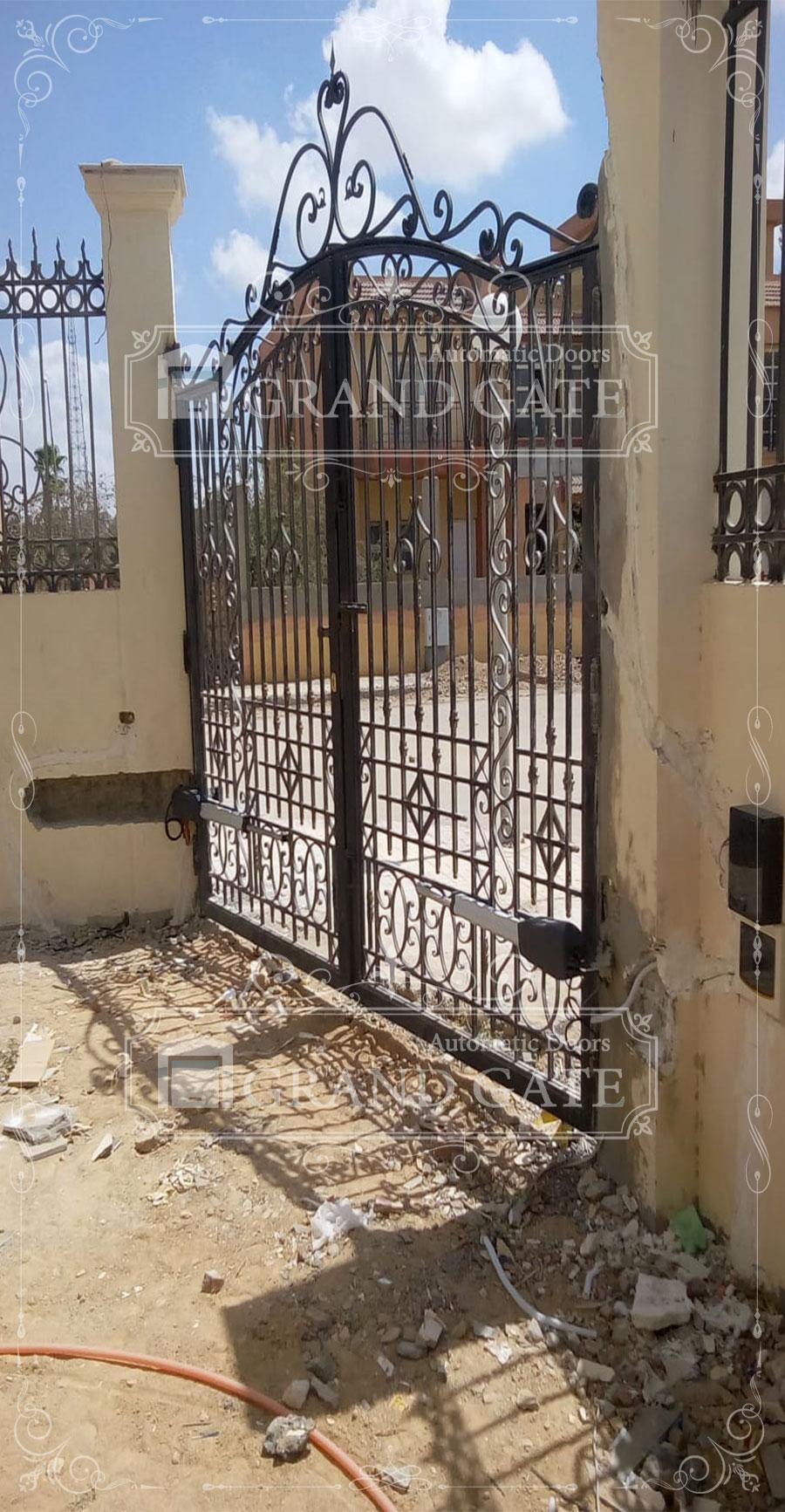 ابواب جراجات اوتوماتيكية مصر
